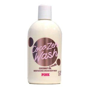 Victoria's Secret PINK CocoZen Vanilla Body Wash
